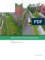 Atlanta BeltLine Redevelopment Plan