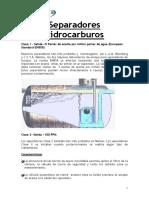 Separadores de Hidrocarburos