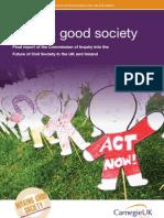 Making Good Society