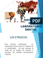 Historia Del Lab. Dental