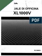 Manuale Di Officina Honda Varadero Xl1000V Iniezione