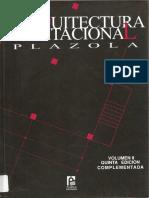 202233_arquitectura Habitacional Plazola Quinta Edicion Complementada Vol.ii