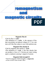 11 Magnetic Circuit