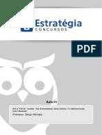 AFO 01 - Processo Orçamentário