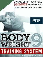 Bodyweight 9 Training System