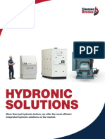 CB 8512 Hydronic Solutions Brochure