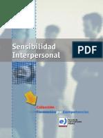 Sensiblidad Interpersonal