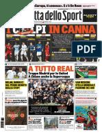 La Gazzetta Dello Sport 9 Agosto 2017