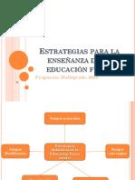 estrategiasparalaenseanzadelaeducacinfsica-130119212956-phpapp02