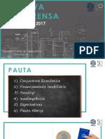 Coletiva de Imprensa - ABECIP - 1o. semestre 2017