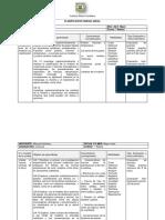 Planificacion Unidad Anual 7 Basico 2017