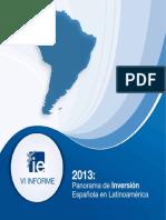 Ie Informe 2013