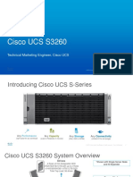 Cisco UCS S Series