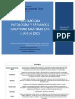 VADEMECUM FARMACOS