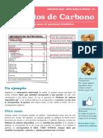 Guía Hidratos de Carbono