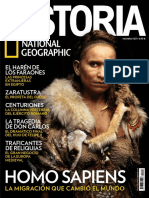 Historia National Geographic N163 Julio 2017