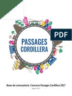 Bases Del Concurso Passages Cordillera 1