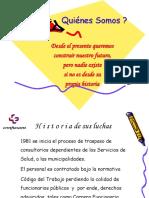 1. 2015 Historia de Sus Luchas CONFUSAM