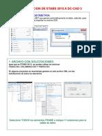 Exportacion ETABS2015 Con Archivos XML