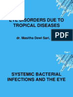 TM2- K37 - Eye Disorders Due to Tropical Diseases