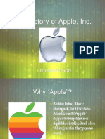 History of Apple