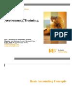 Notes Accounting