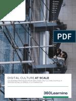 Digital Culture at Scale