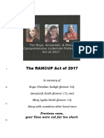 RAMCUP Act of 2017 - July 8, 2017 Draft