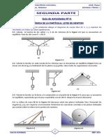 Dinámica de Partículas - Ejercicios