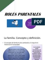 Roles Parentales