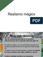 Utopía Realismo Mágico