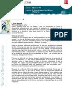 La Cuncuna Filomena Ficha Del Mediador