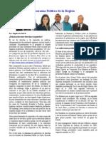 rpitti - Panorama Político de la Región