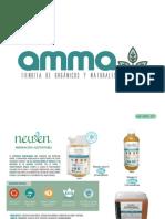 Catálogo AMMA Jul-Ago17