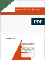 Ley de Serv Ext Mex