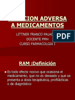5 Reaccion Adversa a Medicamentos