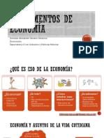 1. Fundamentos de Economìa