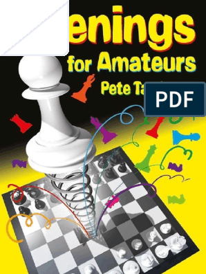 Openings for Amateurs | Chess Openings | Abstract Strategy Games