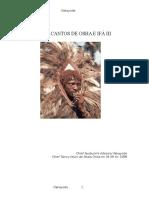 Libro de Ifá Kayodé-3 (Odus y Origenes Historicos)