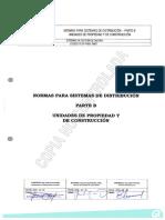 Normas Para Los Sistemas de Distribución - Parte B