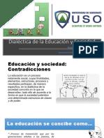 Dialéctica de La Educación y Sociedad-2017