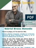 Gabriel Orozco Romandia