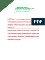 Memoria de Cálculo Unidadaes Ptar Rev1
