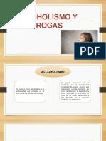 Alcolismo y Drogas Diapositivas