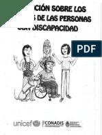 Convencion Sobre Los Derechos de Las Pers.con Discapacidad