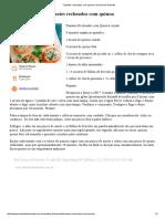 Tomates Recheados Com Quinoa _ Daniela de Almeida