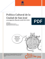 POLITICA+CULTURAL+DE+LA+CIUDAD+DE+SAN+JOS%C3%89+completa