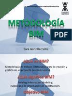 Metodolog%Eda BIM Sara