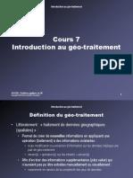 07 Geotraitement Intro