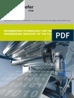 e Fraunhofer Mechanical Engineering Web
